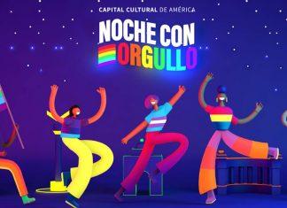 Noche con Orgullo 2019 CDMX diversidad sexual