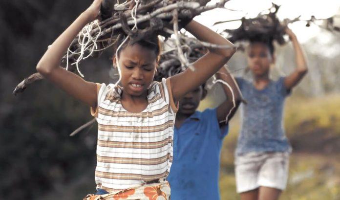 trabajo infantil en el campo