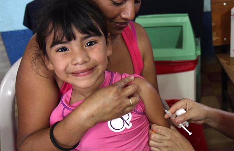 OMS 20 millones de niños en el mundo no han sido vacunados