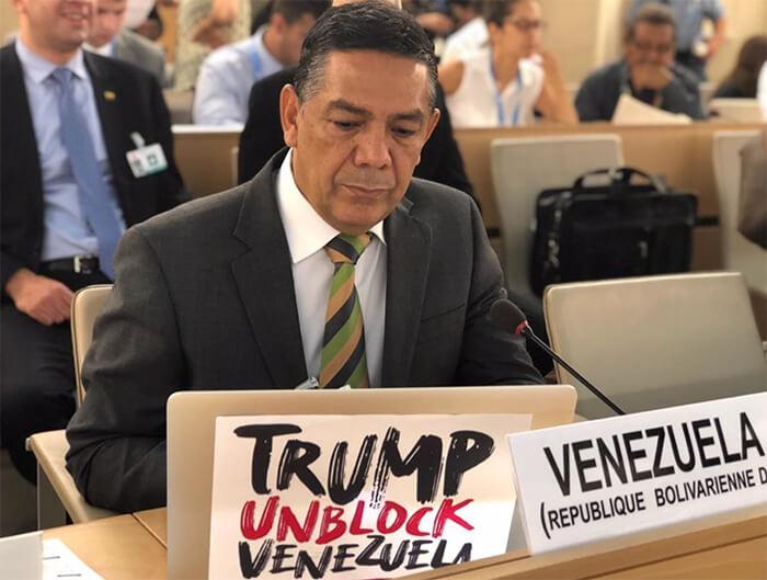 Gobierno de Venezuela atenderá recomendaciones de derechos humanos