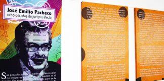 Exposición sobre José Emilio Pacheco en la Biblioteca de México