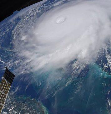 huracán Dorian en las Bahamas