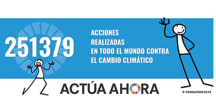 Campaña Actúa Ahora ONU