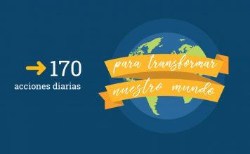 170 acciones para Transformar Nuestro Mundo