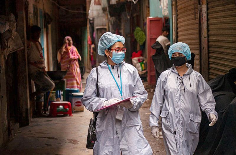 Acciones contra la violencia hacia las mujeres en la pandemia