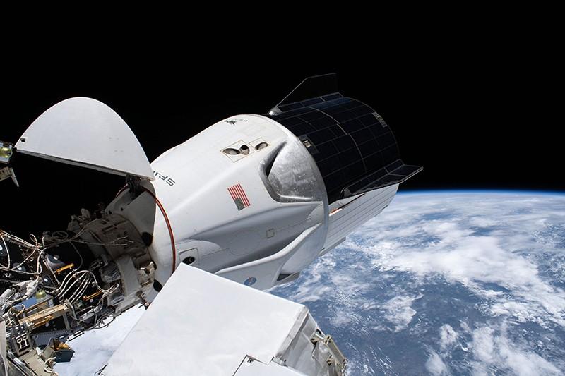 Segunda misión de la NASA y SpaceX con nave espacial comercial