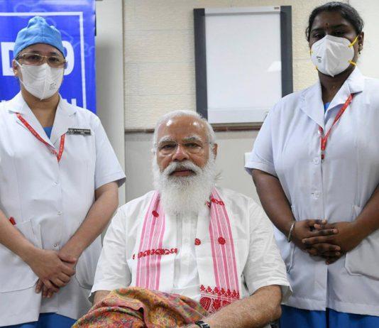 Inicia la siguiente fase del plan de vacunación en la India